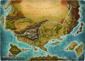 Mapa Tormenta