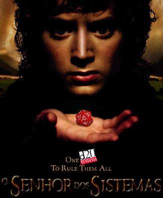Frodo dos Nove Dados...